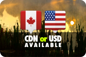 CDN or USD Available